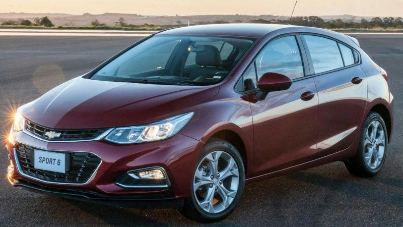 Chevrolet Cruze Hatch 2018