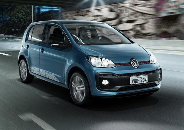 VW Up High TSI